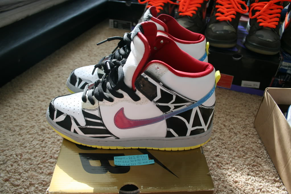 sports shoes dee4e c496c nike sb dunk high thrashin now available